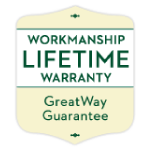 Workmanship Lifetime Warranty