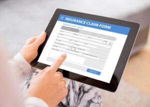 Roof Insurance Claim roof damage property value